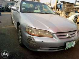 Honda accord 2001 used