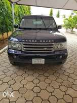 Range Rover Sports (HSE) 2006/07 Model