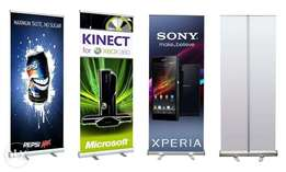 Large format printing and branding services