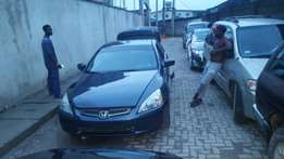 DEAL!! Tokunbo 2005 Honda Accord EOD v6