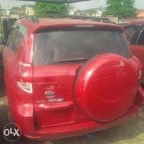 Lagos Cleared Toyota RAV4, 2007/08, Very OK To Buy From GMI.