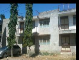 One storey building with title for sale