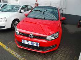 2012 Polo 1.4 Tsi Gti Dsg Sunroof