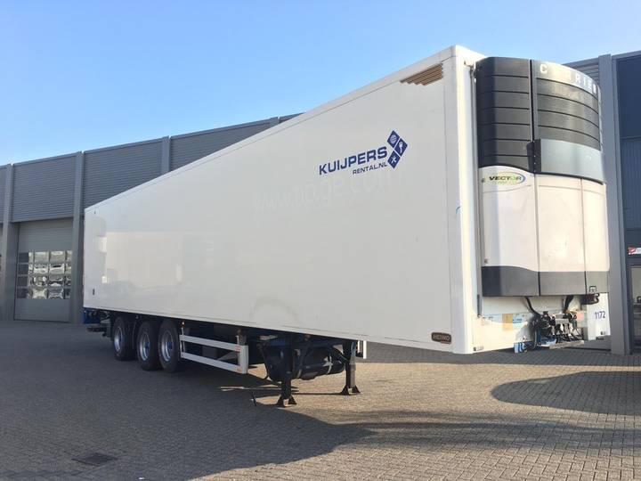 Pacton Frigotrailer / 3 Axle / Steeraxle-Liftaxle / Loadlift / A... - 2007
