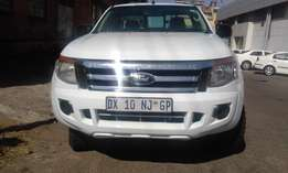 2013 Ford Ranger 2.2 4x4 XLS Available for Sale
