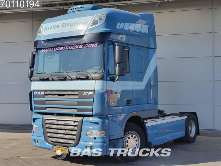DAF XF105.410 SSC 4X2 Standklima Euro 5 - 2010