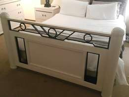 Bedroom Set 6 Piece Including Matresses