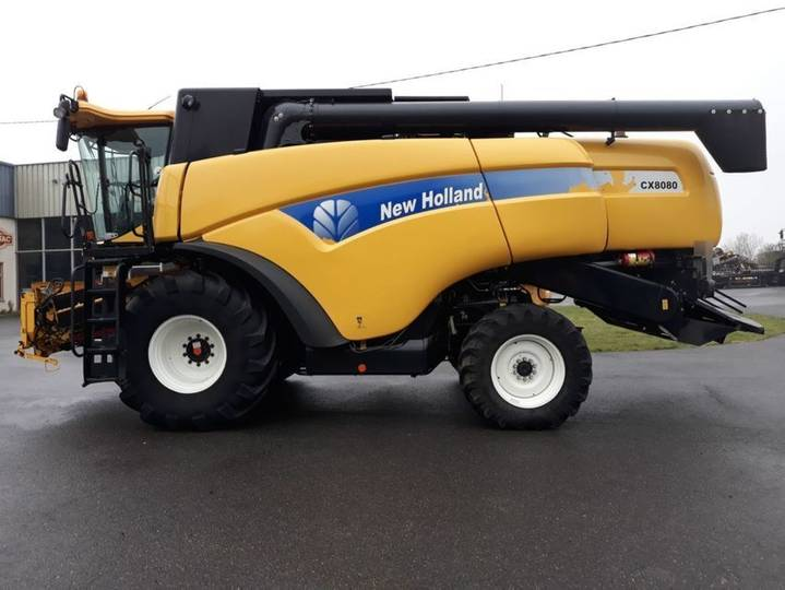 New Holland Cx 8080 Sl - 2009 - image 2