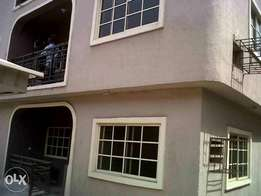 Executive 9nos 3bed Rooms Flat at Ajao Estate Isolo. CofO