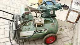 SpeedAire Electric Air Compressor 2HP for HIRE