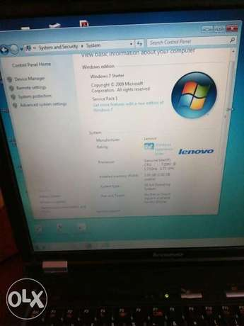Used Lenovo laptop up for grabs..and all specs in the pictures.3 Ilorin - image 3