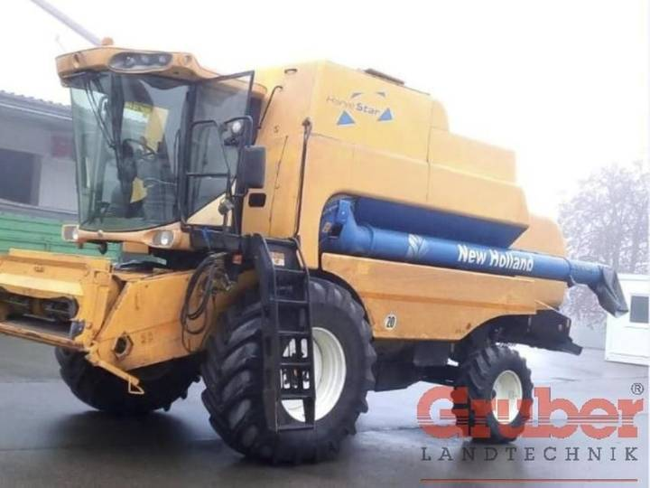 New Holland csx 7080 - 2006