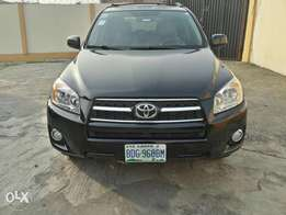 Registered 2012 Toyota Rav4