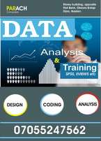 Learn Data Analysis in Ibadan with SPSS, Eviews