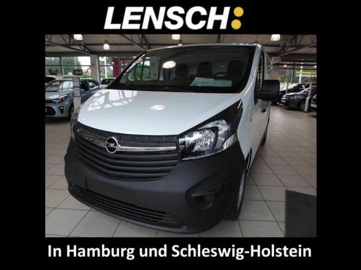 Opel Vivaro B 1.6 CDTI Kasten AHK Klima