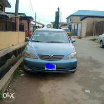 An ultra clean naija used 2003 Toyota camry for sale