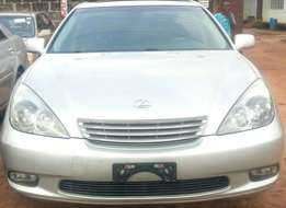 Lexus ES 300 Direct Belgium full option.