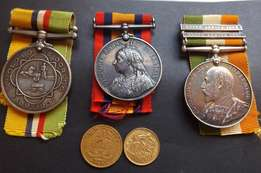 i buy war medals and coins