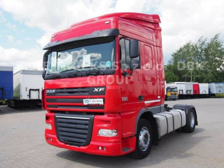 DAF FT XF 105 460 SPACE CAB AUTOMAT 2011 EURO 5 - 2011