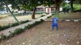 Garden and restaurant at Wuse 2
