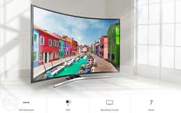 Samsung 55 Inch 4K UHD Curved/Smart TV (55MU7350) Series 7. Brand New.