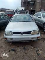 golf3 first body ac in good condition