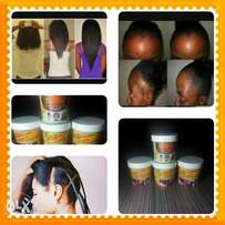 Beautiful hair cream