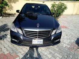 Sweet Mercedes-Benz E 500 (2010)