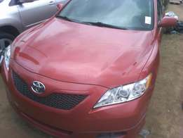 Red Toyota Muscle Camry SE 06/07 model