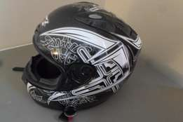 VR1 Sonic XL helmet as new BARGAIN!!