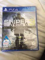 sniper 3 for ps4 brand new