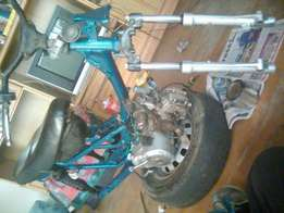 Vuka project swap for pitbike