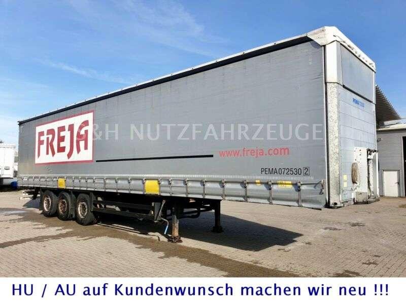 Schmitz Cargobull Hydraulische Hubdach Edscha Schiebeplane Xl Code - 2013