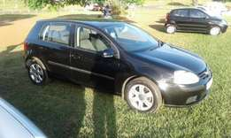 2007 Golf 5, 1.6L for R69 500 Negotiable