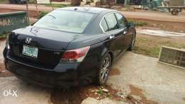 Sparkling Accord 2009 up for grabs