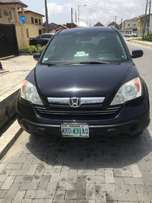 Honda CR-V for sale, naija use and ready for uber services