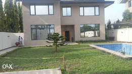 5bedroom fully detached duplex for sales at banana island
