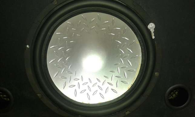 Super bass speaker Nakuru East - image 2