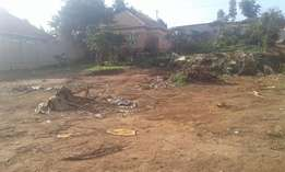 KISAASI: 100 by 100 for sale at 250m