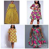 Ankara ladies designs