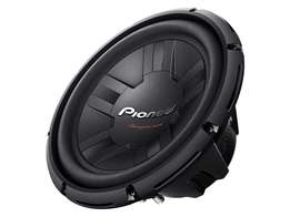 "TS-W311S4: Pioneer 12"" Champion series subwoofer 400w rms 1400w max"