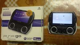 Psp go perfect working conditions but no charger