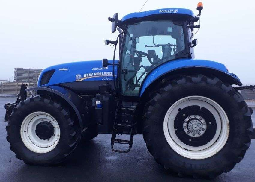 New Holland T7.270 Autocommand - 2013