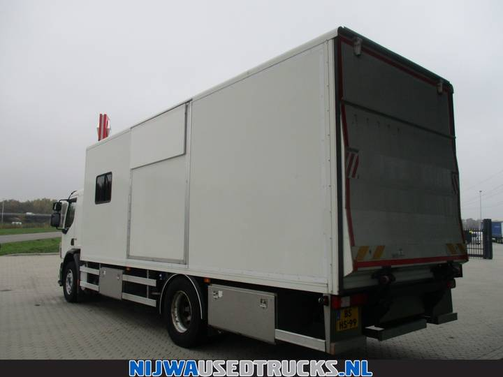 Volvo FE S 280 Mobiele werkplaats + 85 Kva aggregaat - 2006 - image 2