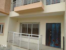 Well finished 6 Units of 3 bedroom flat with a room B/Q,jabi, Abuja