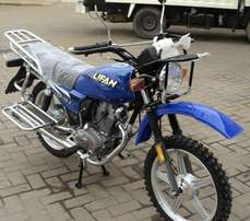 Lifan Brand New 125-4 DELUXE S/SHOCK