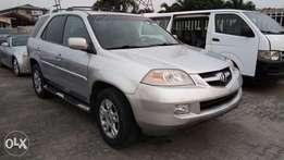 Clean Foreign Used 2005 Acura MDX With Navigation Rev Camera Cold AC.