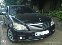 2008 Mercedes Benz C200 Kompressor KBU