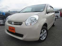 Toyota Passo new shape brand new car