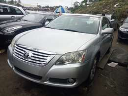 Toks 2007 Toyota Avalon. Direct tokunbo